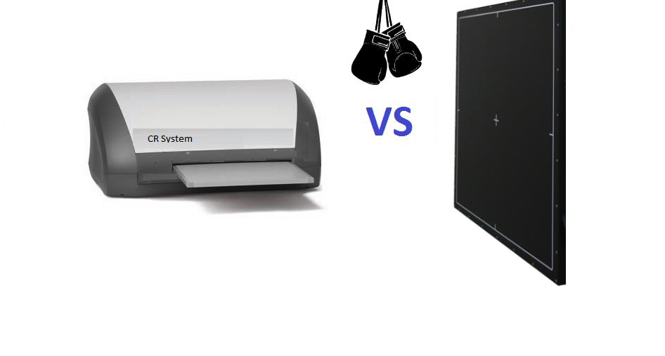 Computed vs Digital Radiography